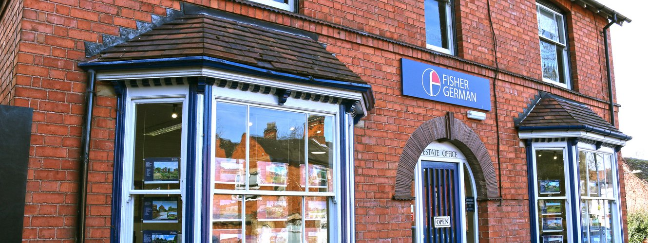 Office  banner bromsgrove office banner fisher german