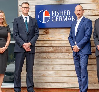 VPM merger Fisher German banner